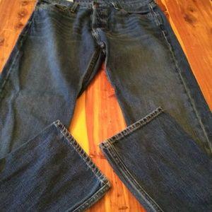 EUC Hollister Jeans 33 x 32